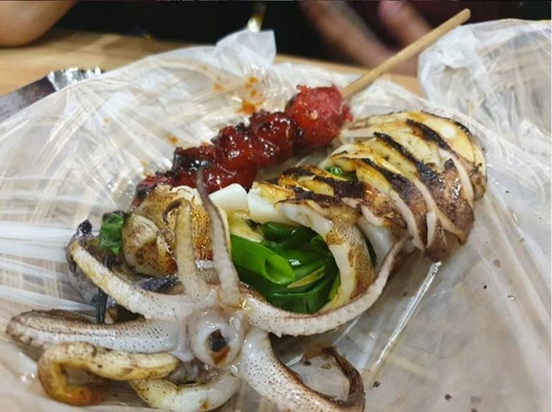 セブ島 BBQ レストラン Larsian